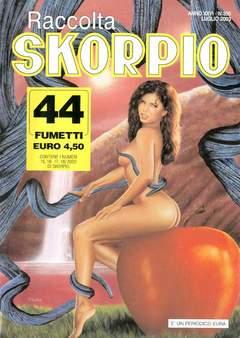 Copertina SKORPIO RACCOLTA n.350 - SKORPIO RACCOLTA           350, EDITORIALE AUREA