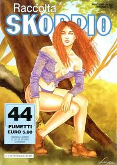 Copertina SKORPIO RACCOLTA n.353 - SKORPIO RACCOLTA           353, EDITORIALE AUREA