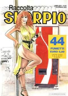 Copertina SKORPIO RACCOLTA n.355 - SKORPIO RACCOLTA           355, EDITORIALE AUREA