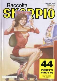 Copertina SKORPIO RACCOLTA n.357 - SKORPIO RACCOLTA           357, EDITORIALE AUREA