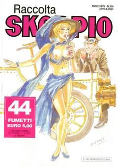 Copertina SKORPIO RACCOLTA n.359 - SKORPIO RACCOLTA           359, EDITORIALE AUREA