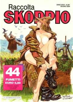 Copertina SKORPIO RACCOLTA n.361 - SKORPIO RACCOLTA           361, EDITORIALE AUREA