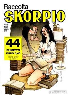Copertina SKORPIO RACCOLTA n.370 - SKORPIO RACCOLTA           370, EDITORIALE AUREA
