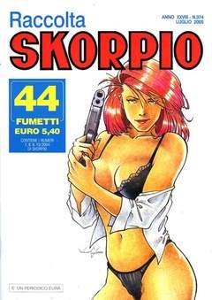 Copertina SKORPIO RACCOLTA n.374 - SKORPIO RACCOLTA           374, EDITORIALE AUREA