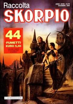 Copertina SKORPIO RACCOLTA n.379 - SKORPIO RACCOLTA           379, EDITORIALE AUREA