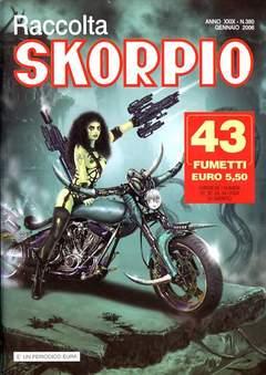 Copertina SKORPIO RACCOLTA n.380 - SKORPIO RACCOLTA           380, EDITORIALE AUREA
