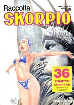Copertina SKORPIO RACCOLTA n.384 - SKORPIO RACCOLTA           384, EDITORIALE AUREA