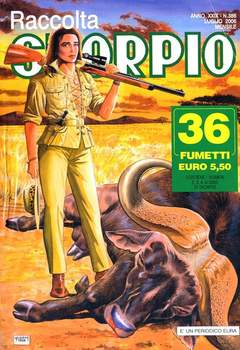 Copertina SKORPIO RACCOLTA n.386 - SKORPIO RACCOLTA           386, EDITORIALE AUREA