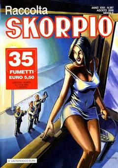 Copertina SKORPIO RACCOLTA n.387 - SKORPIO RACCOLTA           387, EDITORIALE AUREA