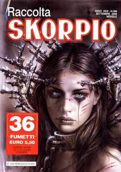 Copertina SKORPIO RACCOLTA n.388 - SKORPIO RACCOLTA           388, EDITORIALE AUREA