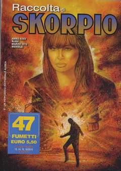 Copertina SKORPIO RACCOLTA n.454 - SKORPIO RACCOLTA, EDITORIALE AUREA