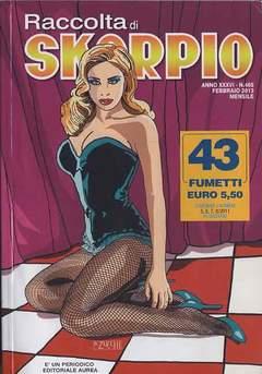 Copertina SKORPIO RACCOLTA n.465 - SKORPIO RACCOLTA, EDITORIALE AUREA
