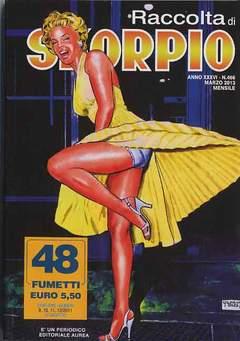 Copertina SKORPIO RACCOLTA n.466 - SKORPIO RACCOLTA, EDITORIALE AUREA