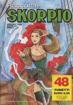 Copertina SKORPIO RACCOLTA n.468 - SKORPIO RACCOLTA, EDITORIALE AUREA