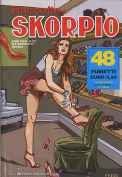 Copertina SKORPIO RACCOLTA n.472 - SKORPIO RACCOLTA, EDITORIALE AUREA