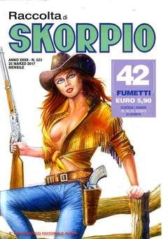 Copertina SKORPIO RACCOLTA n.523 - SKORPIO RACCOLTA, EDITORIALE AUREA