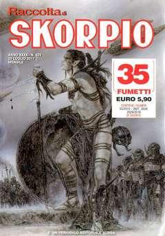 Copertina SKORPIO RACCOLTA n.529 - SKORPIO RACCOLTA, EDITORIALE AUREA