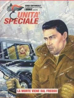 Copertina UNITA' SPECIALE n.8 - LA MORTE VIENE DAL FREDDO, EDITORIALE AUREA