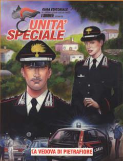 Copertina UNITA' SPECIALE n.2 - UNITA' SPECIALE              2, EDITORIALE AUREA