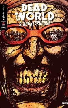 Copertina DEAD WORLD n.2 - SLAUGHTERHOUSE, EDITORIALE WEIRD BOOK