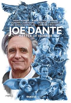 Copertina JOE DANTE - MASTER OF HORROR n. - MASTER OF HORROR, EDITORIALE WEIRD BOOK