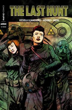 Copertina Weird Comics n. - THE LAST HUNT, EDITORIALE WEIRD BOOK
