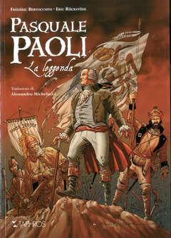 Copertina L'ISOLA DELLE NUVOLE n. - PASQUALE PAOLI - LA LEGGENDA, EDITRICE TAPHROS