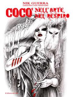 Copertina COCO' NELL'ARTE NEL RESPIRO n. - COCO' - NELL'ARTE, NEL RESPIRO, EDIZIONI DI DUE