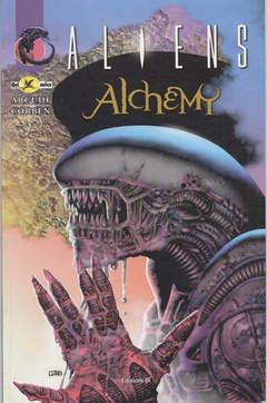 Copertina ALIENS ALCHEMY n. - ALIENS ALCHEMY, EDIZIONI DI