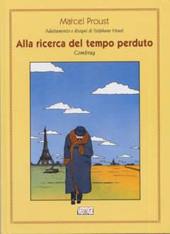 Copertina ALLA RICERCA D. TEMPO PERDUTO n.1 - COMBRAY, EDIZIONI DI