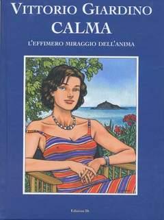 Copertina CALMA n. - EFFIMERO MIRAGGIO DELL'ANIMA, EDIZIONI DI