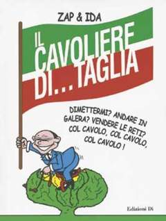 Copertina CAVOLIERE DI TAGLIA n. - CAVOLIERE DI TAGLIA, EDIZIONI DI