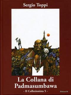 Copertina COLLEZIONISTA n.5 - COLLANA DI PADMASUMBAWA, EDIZIONI DI