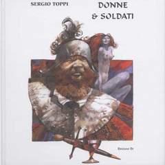 Copertina DONNE & SOLDATI n. - DONNE & SOLDATI, EDIZIONI DI