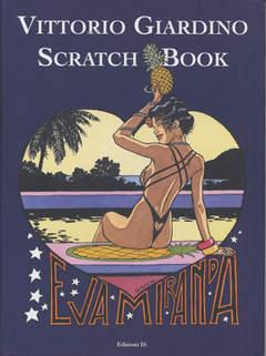 Copertina EVA MIRANDA SCRATCH BOOK n. - EVA MIRANDA SCRATCH BOOK, EDIZIONI DI
