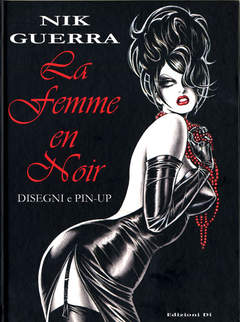 Copertina FEMME EN NOIR n. - LA FEMME EN NOIR, EDIZIONI DI