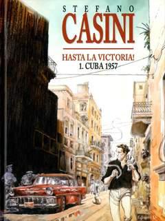 Copertina HASTA LA VICTORIA n.1 - CUBA 1957, EDIZIONI DI