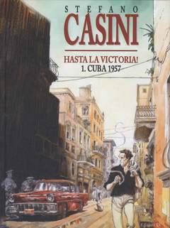 Copertina HASTA LA VICTORIA (m4) n.1 - CUBA 1957, EDIZIONI DI