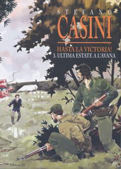 Copertina HASTA LA VICTORIA (m4) n.3 - ULTIMA ESTATE ALL'AVANA, EDIZIONI DI