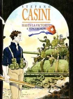 Copertina HASTA LA VICTORIA (m4) n.4 - VINCEREMOS, EDIZIONI DI