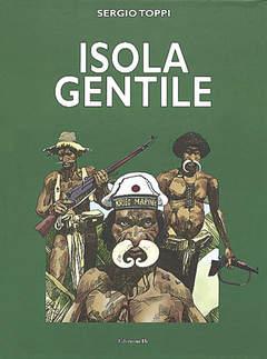 Copertina ISOLA GENTILE n. - ISOLA GENTILE, EDIZIONI DI