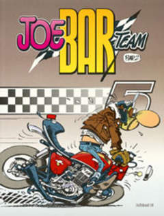 Copertina JOE BAR TEAM CARTONATO n.5 - JOE BAR TEAM, EDIZIONI DI
