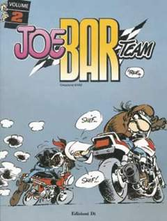 Copertina JOE BAR TEAM n.2 - JOE BAR TEAM 2, EDIZIONI DI