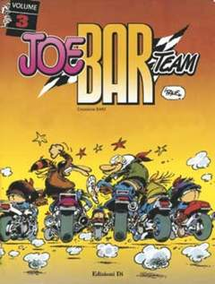Copertina JOE BAR TEAM n.3 - JOE BAR TEAM 3, EDIZIONI DI
