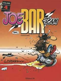Copertina JOE BAR TEAM n.4 - JOE BAR TEAM 4, EDIZIONI DI