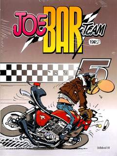 Copertina JOE BAR TEAM n.5 - JOE BAR TEAM 5, EDIZIONI DI