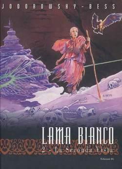 Copertina LAMA BIANCO n.2 - LA SECONDA VISTA, EDIZIONI DI