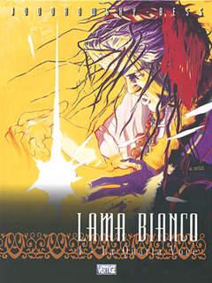 Copertina LAMA BIANCO n.4 - QUARTA VOCE, EDIZIONI DI