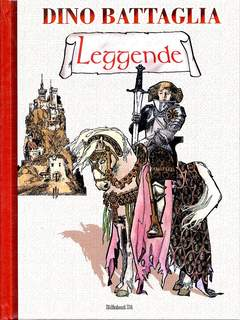 Copertina LEGGENDE n. - LEGGENDE, EDIZIONI DI