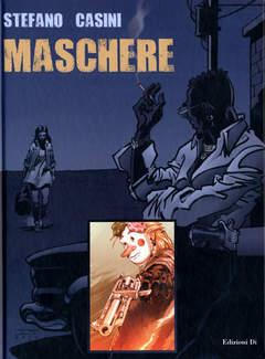 Copertina MASCHERE n. - MASCHERE, EDIZIONI DI